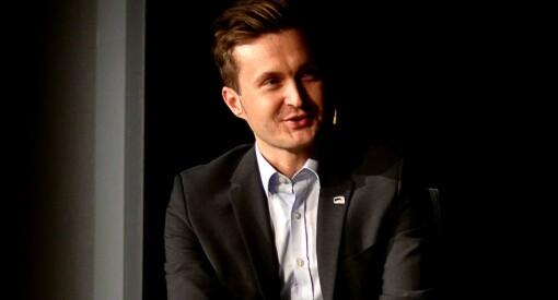 Fra Erna til Uber: Hans Christian Kaurin Hansson blir PR-sjef for transportselskapet