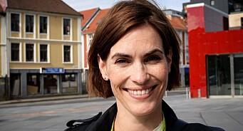 Dyveke Buanes (43) dro fra et kriserammet TV 2 for å bli sjef i NRK Hordaland. Nå prøver hun å finne sin lederstil