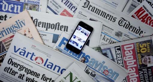 Hva skriver partiene om mediepolitikk? Alle elsker NRK. Aller mest Arbeiderpartiet. Og pressestøtten står ganske støtt