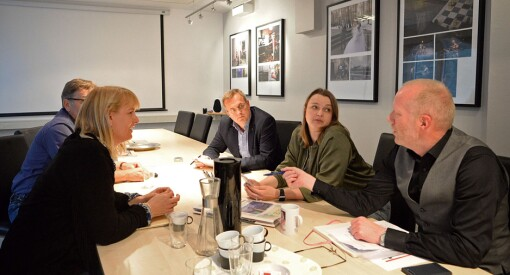 En samlet mediebransje har bedt Stortinget om å utvide nullmomsen til også å gjelde fagpresse