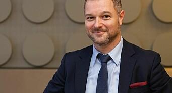 Regiondirektør i Amedia slutter etter bare seks måneder: Kjell Frostrud Johnsen gir seg i Romerikes Blad - går tilbake til Egmont