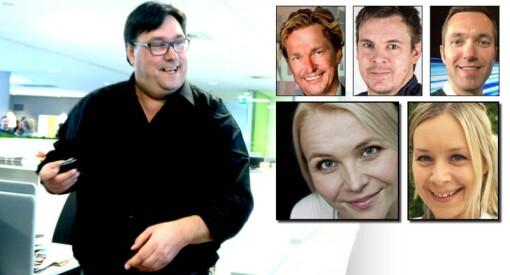 VG-sjef: - Om alt annet går dårlig, så kan vi i hvert fall tjene penger på å drive rekrutteringsbyrå for NRK