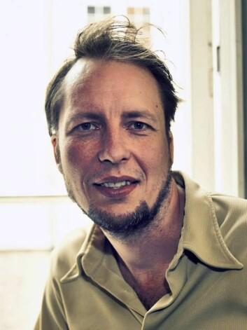 Vegard Velle, redaktør for Vårt Oslo.