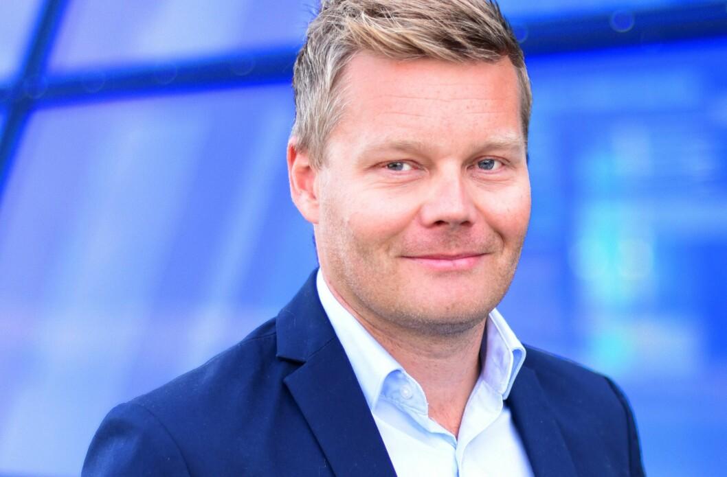 Tormod Sandstø til ny jobb.