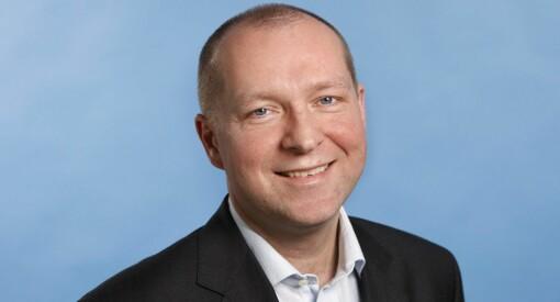 NRKs finansdirektør får ny jobb: Jon Espen Lohne skal lede jakten på nytt hovedkontor