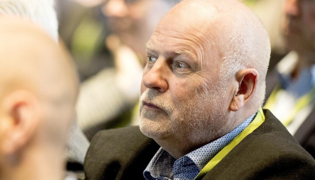 TV-pastor Jan Hanvold fra Visjon Norge.