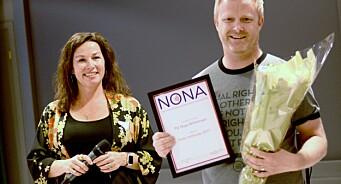 I snart 20 år har han ledet an for norske nettmedier. Nå får Pål Nisja-Wilhelmsen prisen «Årets netthode 2017»