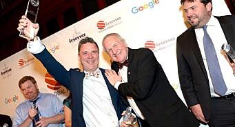 Aftenposten fikk hovedprisen på INMA Global Awards for «Dear Mark»-kampanjen