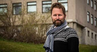 Øyvind Arvola (46) slutter i Harstad Tidende for å bli kommunikasjonssjef i kommunen
