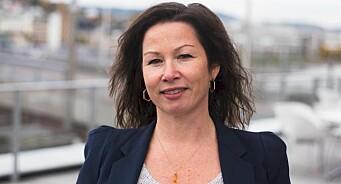 Egmonts digitalredaktør Monica Lid er ny styreleder for netthodene