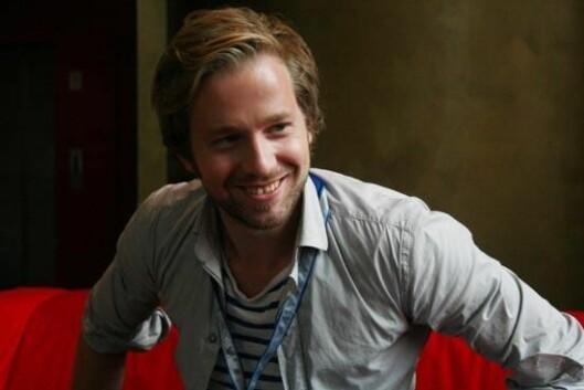 STARTET TIDLIG, HOLDE KOKEN: Filmregissør og manusforfatter Torfinn Iversen (32).