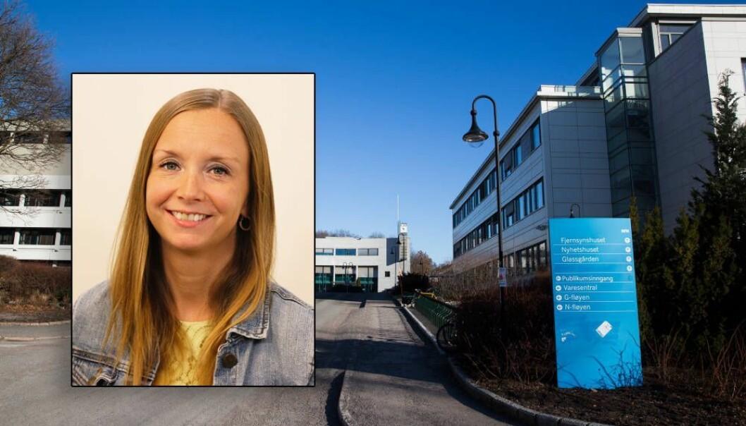 Kathrine Hammerstad er ny redaksjonsleder for NRK Direkte