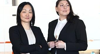 To menn ut og to kvinner inn: Tina og Janicke tar over ledelsen i Iteo