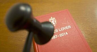 56 år gammel mann fra Vestfold er dømt for sjikane og krenkelser på Facebook-siden til Vårt Land-redaktør