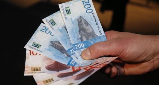 Norges Bank bruker 20 millioner på å reklamere for nye pengesedler. Se filmen «torske kroner» her