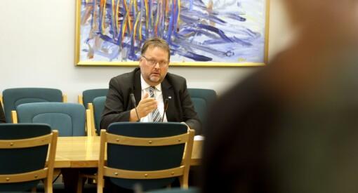 Enighet om å sikre NRKs framtid, men uklarhet om finansiering: – De fleste har måttet strekke seg langt, mener Høyre