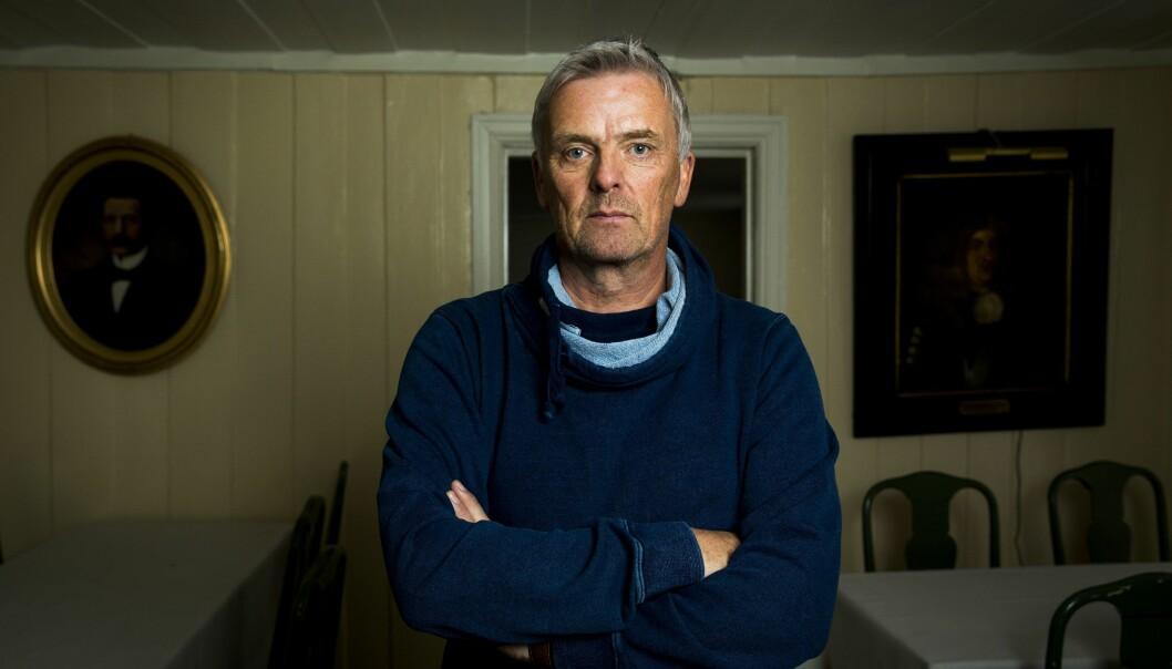 Tom Strømnæss har ledet «Åndenes makt» siden 2005. Nå er det slutt..