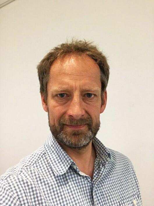 Lars-Erik Nygaard.