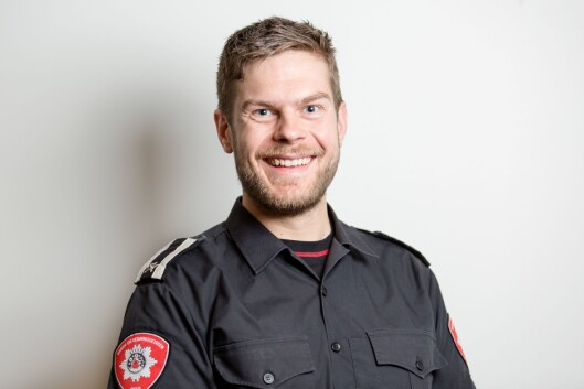 Lars Magne Hovtun.