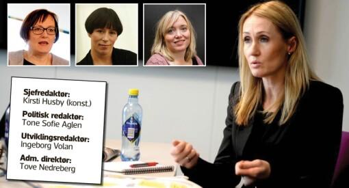 Onsdag møtes Adressa-styret for å diskutere ansettelsen av ny sjefredaktør. Konstituerte Kirsti Husby har «brei støtte i klubben»