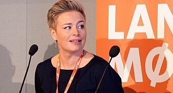 Kjersti Fikse Ness svarer Medier24-redaktør: Norsk Journalistlag står veldig sterkt