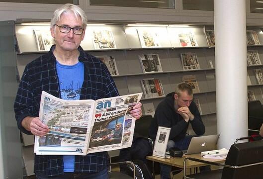 Bengt Engan, universitetslektor ved Nord Universitet.