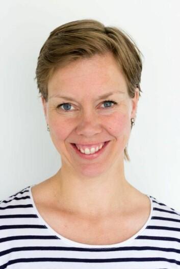Hilde Kristin Dahlstrøm, programansvarleg for journalistikk på Gimlekollen.