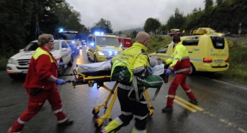 NRK lager dramaserie om 22. juli. Den skal ikke handle om selve angrepet, men menneskene rundt