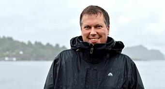Øyvind Solstad slutter i VG: Nå skal han bli sosiale medier-sjef i Hurtigruten