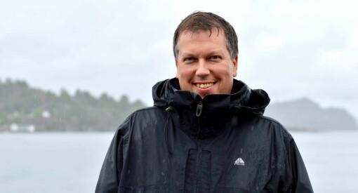 Øyvind Solstad slutter som Global social media manager i Hurtigruten