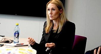 Ingen kamp om toppjobben: Kirsti Husby (45) ansatt som sjefredaktør i Adresseavisen