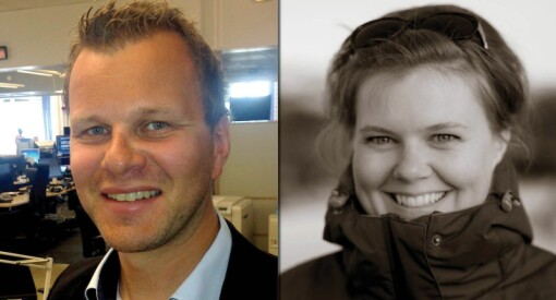 Svein Ove Hansli blir nyhetsredaktør i Nationen. Monika Aaserud ansatt som publiseringsleder