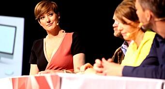 Konferanser blir stadig viktigere for flere mediehus: Aftenposten nærmer seg 20 millioner kroner i omsetning på event