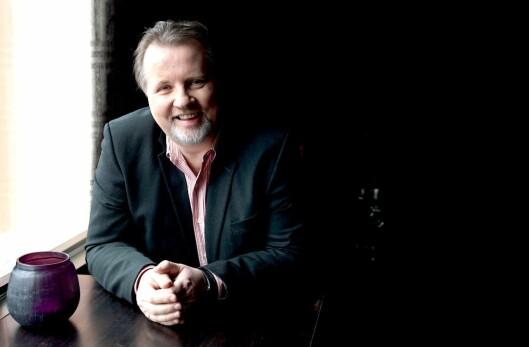 Bernhard Steen, nå CEO i Lavo.