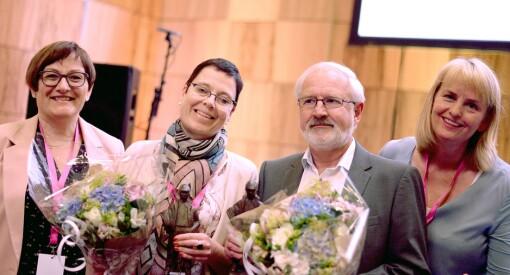 Tove Nedreberg gjenvalgt som styreleder i MBL. Velsand, Kvassheim og Steien-Bratlie hedret med «Avisgutten»