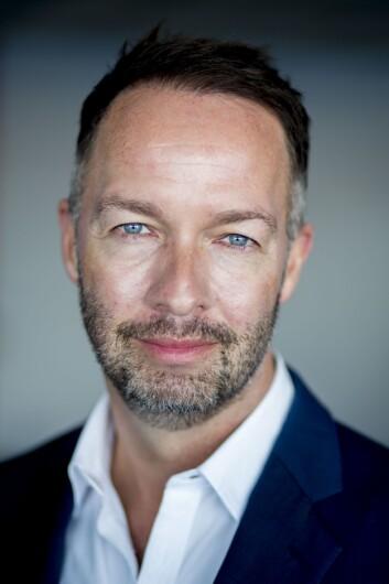 Geir Are Jensen, gründer, hovedeier og nå utviklingsredaktør i Bodø Nu.