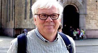 Etter over 40 år som kristenjournalist er det slutt. Jan Arild Holbæk er blitt pensjonist