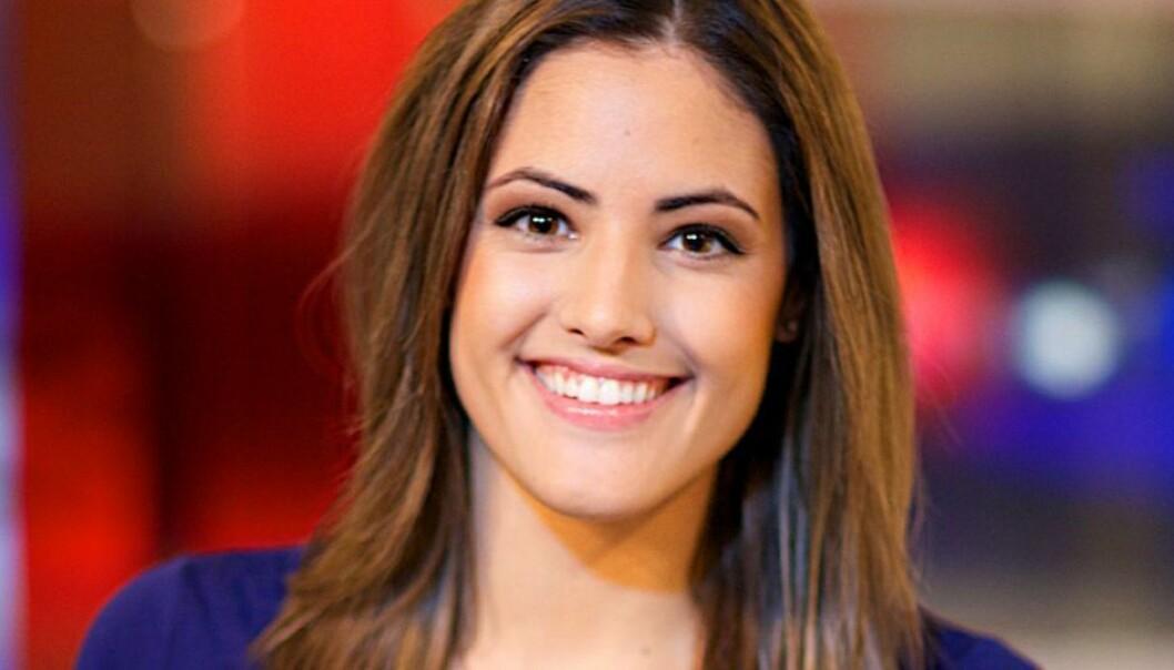 Samantha Skogrand (27) til radio.