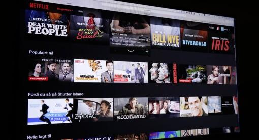 EU vil tvinge Netflix og HBO til å tilby flere lokale filmer og serier