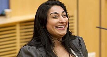Shabana Rehman Gaarder skal blogge og lage satire for Nettavisen