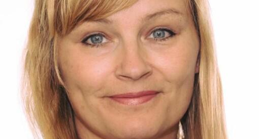 70 ville bli medierådgiver i Kripos: Silja Arvola (47) fikk jobben