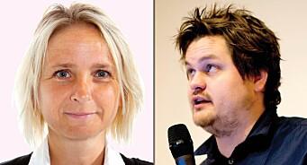Lars Akerhaug får Fritt Ord-støtte til «Jakten på den norske høyrepopulismen». 400.000 kroner til Ingeborg Eliassen og «Investigate Europe»