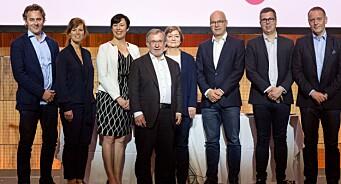 Stanghelle fortsetter som leder - her er det nye styret i Norsk Redaktørforening