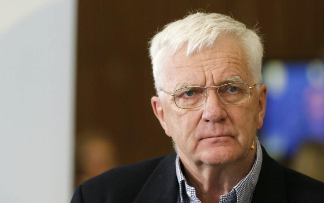 Trygve Hegnar, redaktør og eier av Hegnar Media.