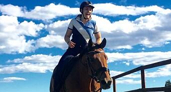 Etter nesten tre år i VG tar Silje (30) med seg hesten og flytter nordover. - Jeg tror man har kjempegodt av å komme seg ut