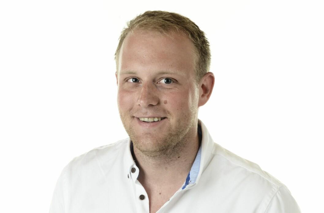 Trond Harald Hansen til Radio Norge-kanalene.