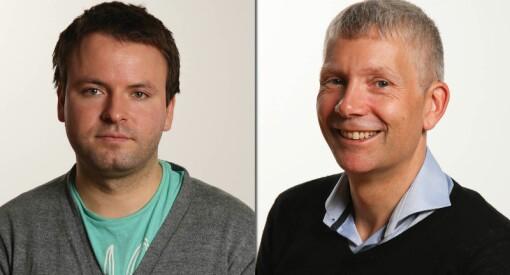 Øystein Barth-Heyerdahl (44) ansatt som nyhetsredaktør i Nordlys. Magnus Holte (31) blir nyhetssjef