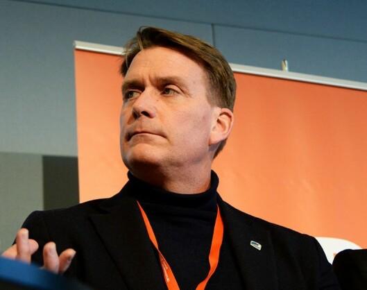 Kårstein Eidem Løvaas, mediepolitisk talsmann for Høyre.
