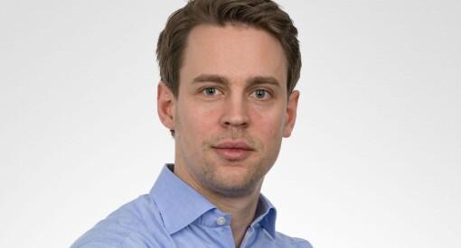 NRK henter nok en gang fra Akersgata: Ole N. Olsen (28) blir bildevaktsjef på direktedesken