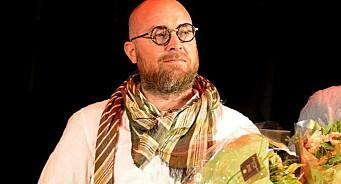 SKUP-vinner Tomm W. Christensen står på Assad-regimets norske svarteliste